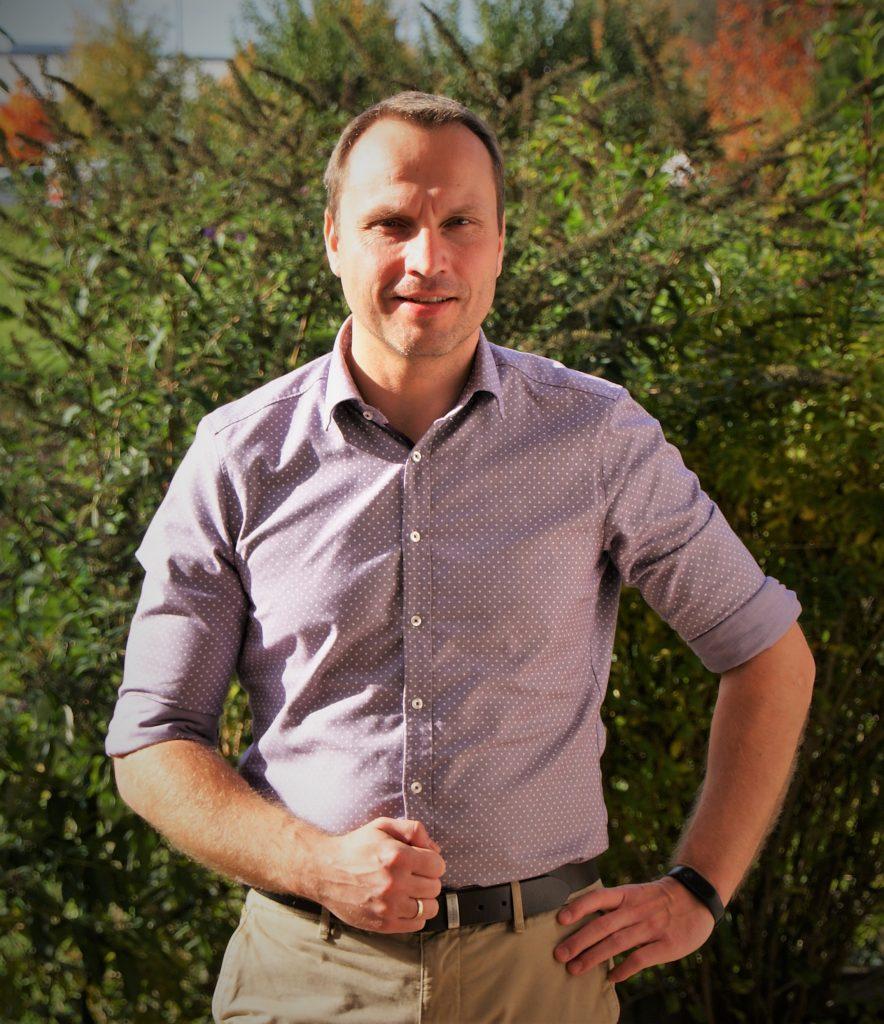 BGM Kandidat Sascha Hertel