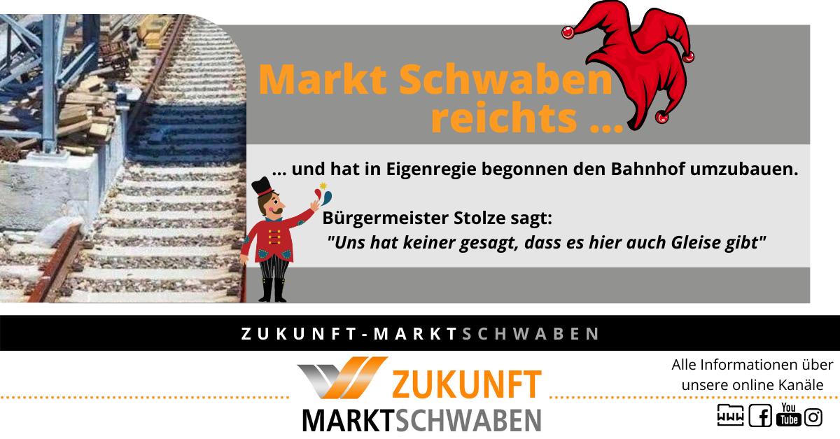 fb markt schwaben reichts bahnhof eigenregie