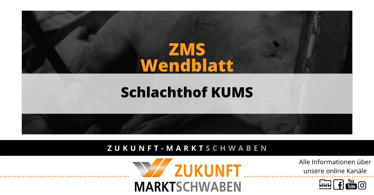 Wendeblatt 10 Zms Schlachthof Kums